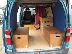 1999 Toyota Hiace surf bus | Camper Van Life