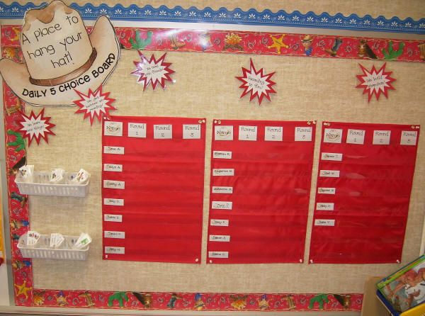 Daily Five!!!: Daily Five, Reading Workshop Daily, Reading Schedule, Bulletin Board, Choice Boards, Daily5, Daily 5 Reading, Daily 5 Cafe, Classroom Ideas