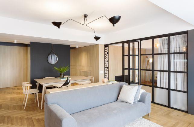 Design contemporan la superlativ intr-un apartament din Bucuresti - imaginea 5