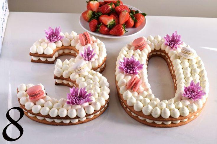 NUMBER CAKE – LA TORTA DA SOGNO PER COMPLEANNI E CERIMONIE   LuCake
