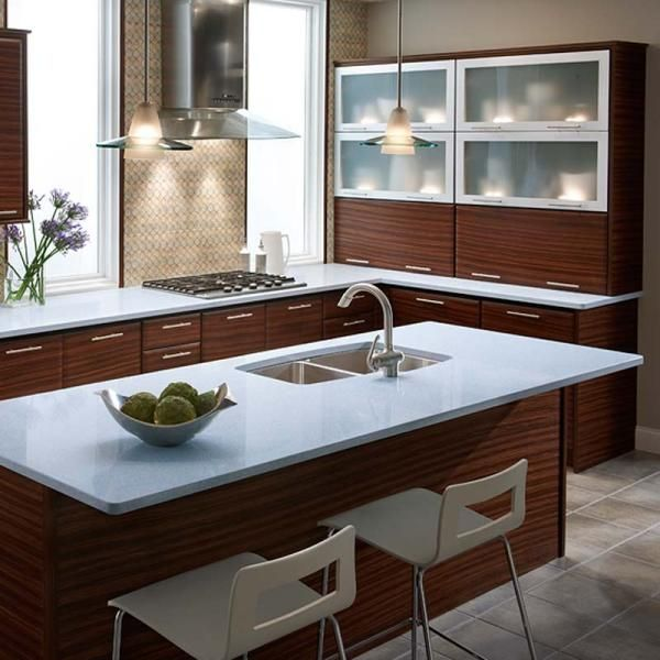 Eco Countertop Edges : recycled glass countertops stone countertops kitchen countertops ...