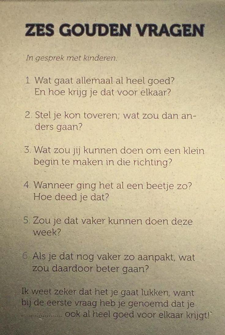 Zes gouden vragen voor gesprekken met kinderen: @uitgeverij_pica #passendonderwijs pic.twitter.com/YHGhlXy2dn