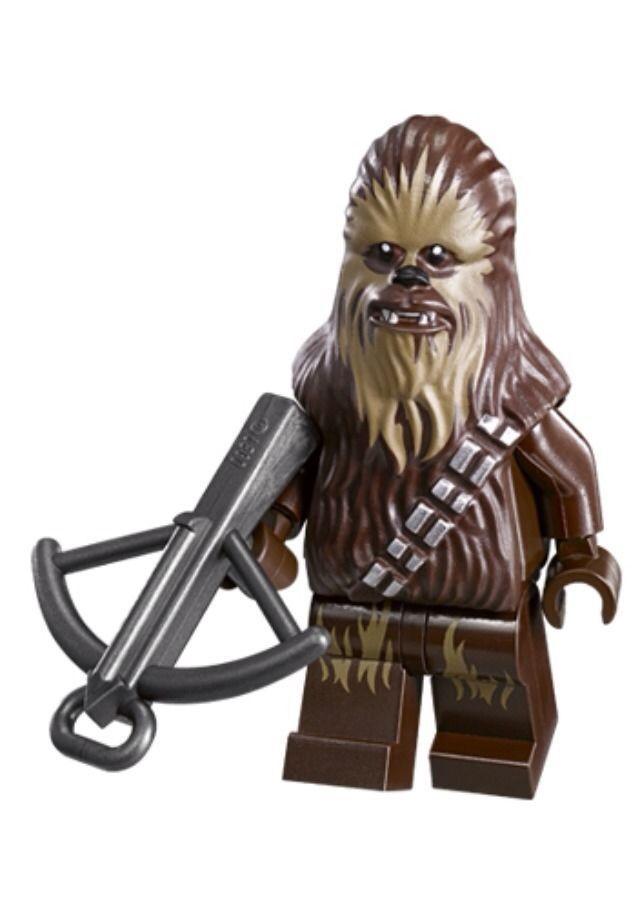 Star Wars Custom Mini Figures Chewbacca