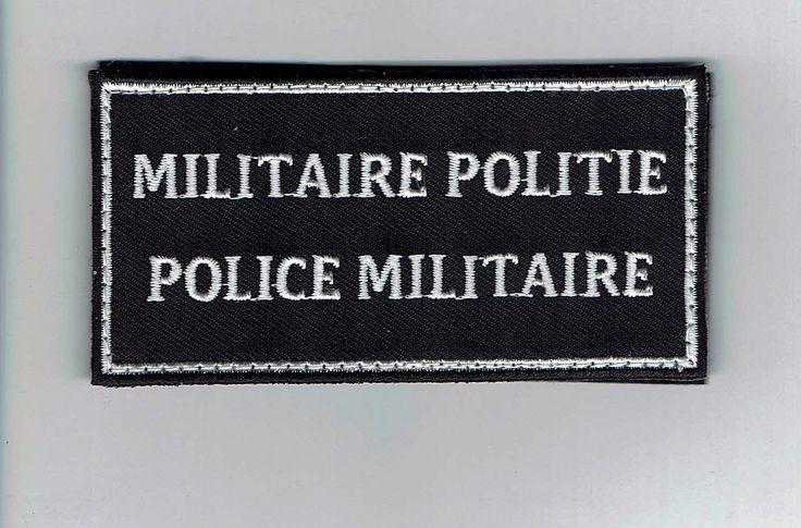 Militaire Politie Police Militaire
