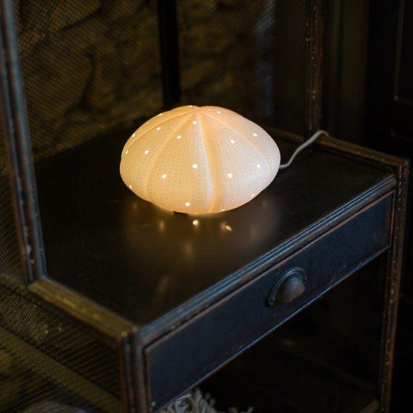 Installer la Lampe d'Ambiance 'Oursin'