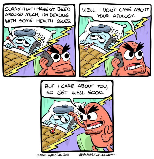 Grumpy :: Grumpy care | Tapas - image 1