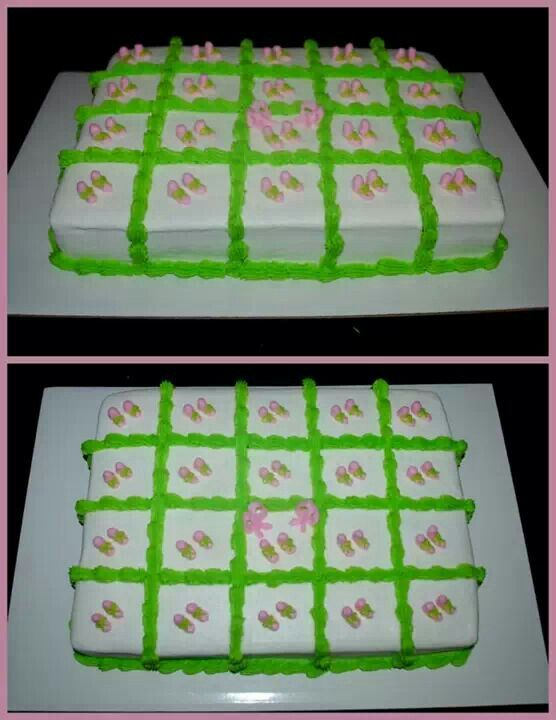 10 Best Cake Squares Images On Pinterest