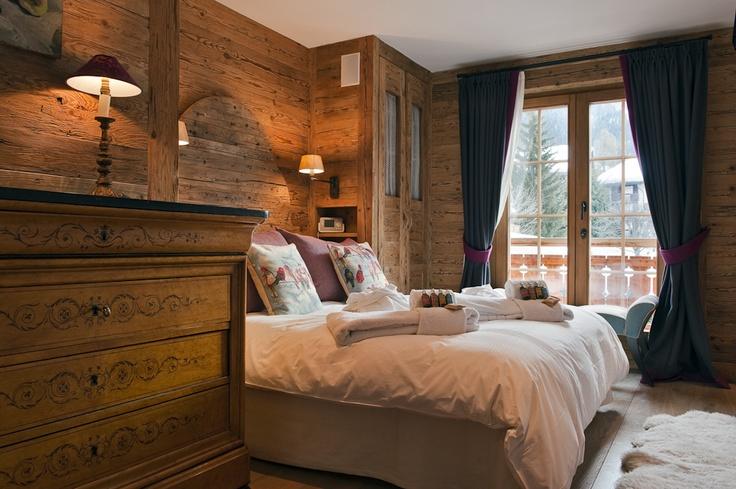 Bedroom No2, Chalet Treize Etoiles II, VerbierChalets Treiz, Travel Inspiration, Country House, Chalets Silver, Bedrooms No2, Bedrooms Stuff