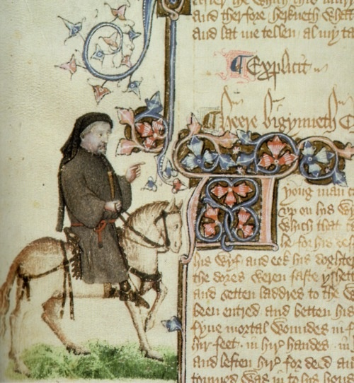 an analysis of the medieval christian church in the canterbury tales by geoffrey chaucer Center of the christian church in england,  one of his printing projects included geoffrey chaucer's works the canterbury tales.