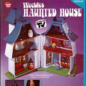 The 13 most desired toys of the 1970s, year by year~~I had a weebles camper; I never knew there was a haunted house!!!