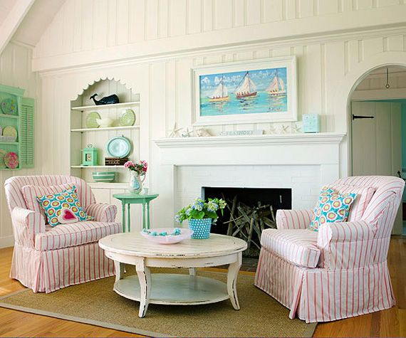Small Cottage Living Room Ocean: 17 Best Images About Home Decor On Pinterest