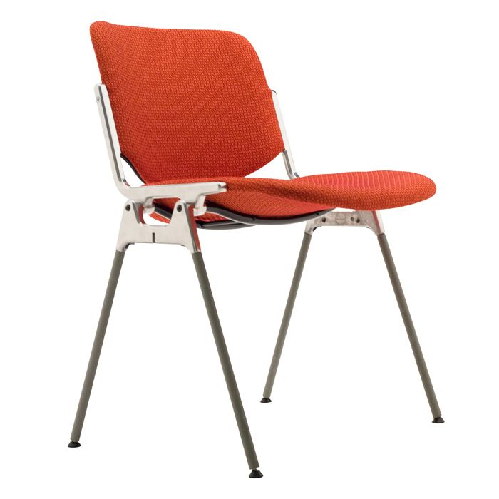 106 chair - a complete range of stacking and linking chairs to equip multipurpose areas or permanent meeting areas