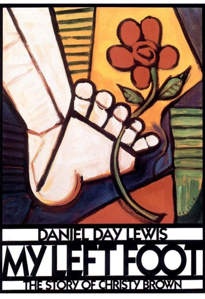 [Film Reivew] My Left Foot - Cái chân trái của tôi - 1989 | MadMask