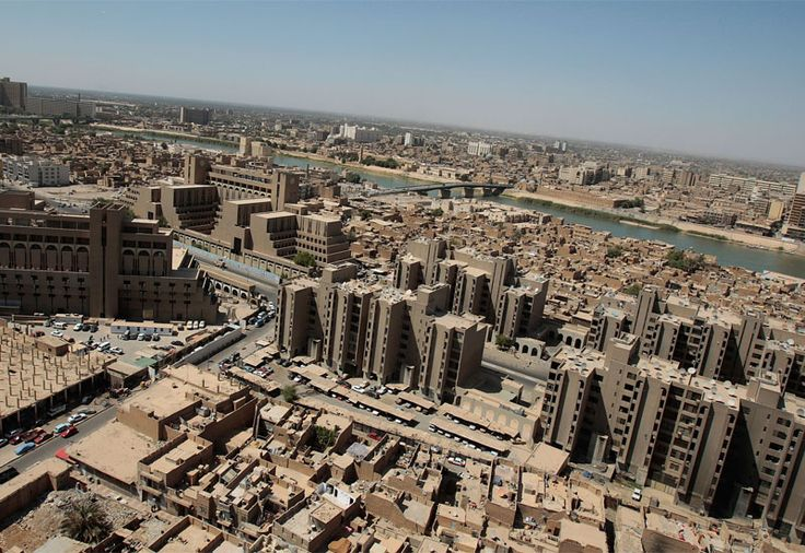 Baghdad-the capital of the republic of Iraq