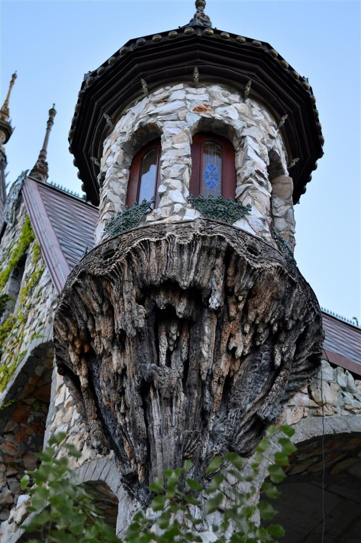 Ravadinovo Castle, Bulgaria, Black Sea coast, fairy tale, mystical