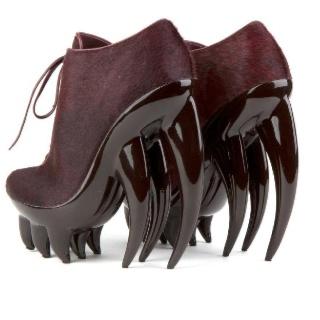 Killer heels...literally