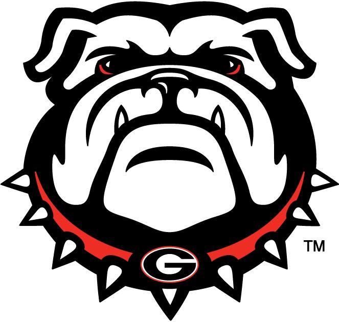 georgia bulldogs | Georgia Bulldogs Secondary Logo - NCAA Division I (d-h) (NCAA d-h ...