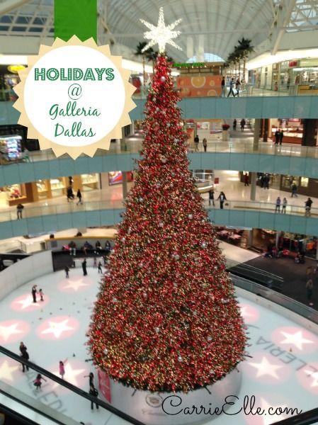 Free in Dallas: Holiday Activities at Galleria Dallas