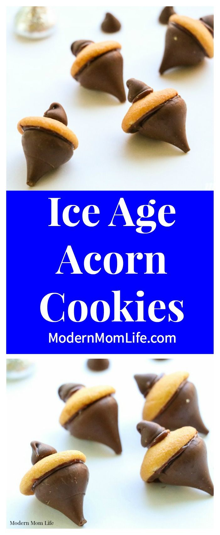 How to host an epic Ice Age party complete with acorn cookies and space activities. #ScratinSpace #IceAge #ad via @amodernmomlife