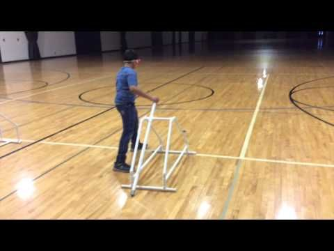 how to build a pvc catapult