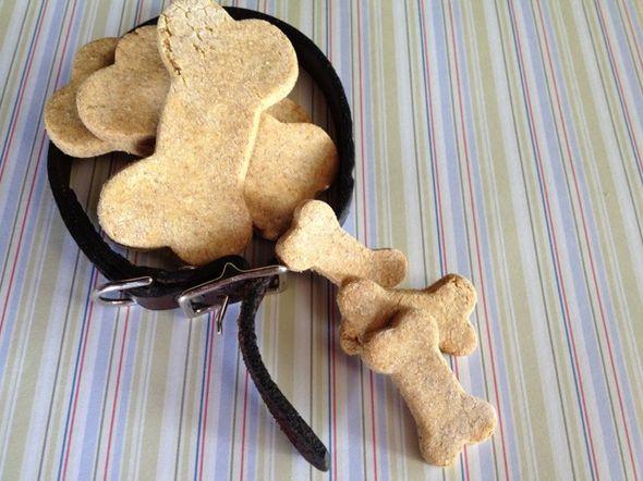 Miam ! Des biscuits: Biscuits pour chien maison