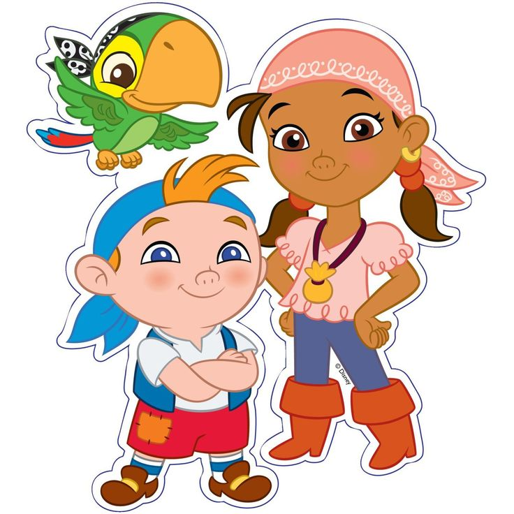 Jake & The Pirates 4 in 1 Shaped Puzzle | Activity/Educational Puzzles | Kids Puzzles | Net Price Direct