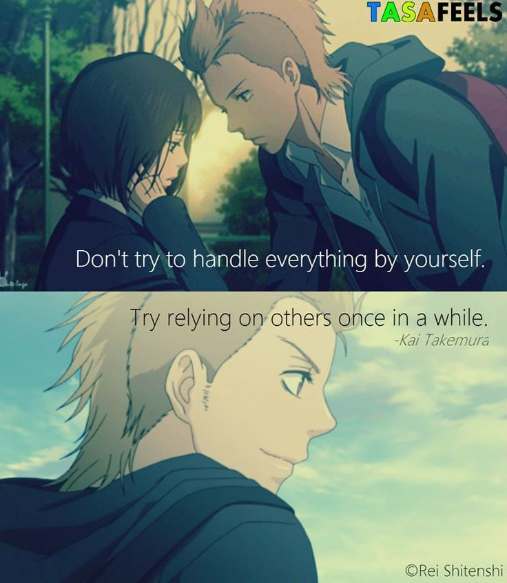 17 best images about cute anime quotes on pinterest