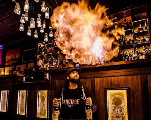 New China Town bar Sabotage Social promises to bring counter-culture back to The Valley. A dark, funky fit out and amazing whiskey selection make this new whiskey lounge one to watch.