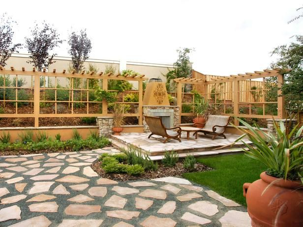 Dividing Outdoor Areas By Function When Planning Your Landscaping Project Define How You Will