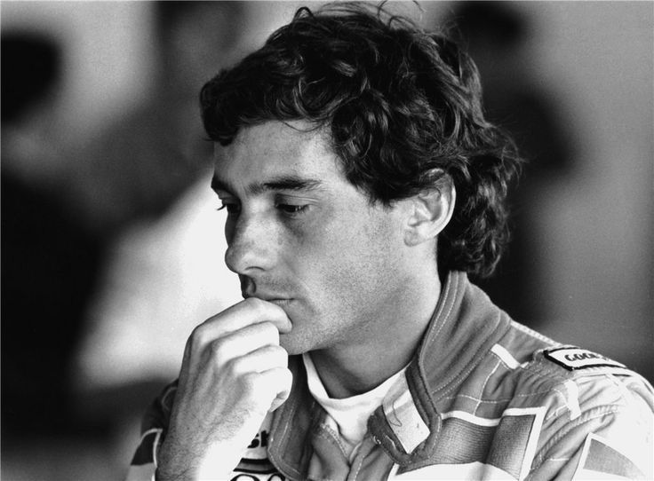 Second place - the first among the losers (Ayrton Senna)