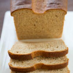 Whole-Wheat Sandwich Bread Recipe   Brown Eyed Baker