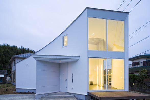 Les 22 meilleures images du tableau h o u s e n sur for Architecture japonaise moderne