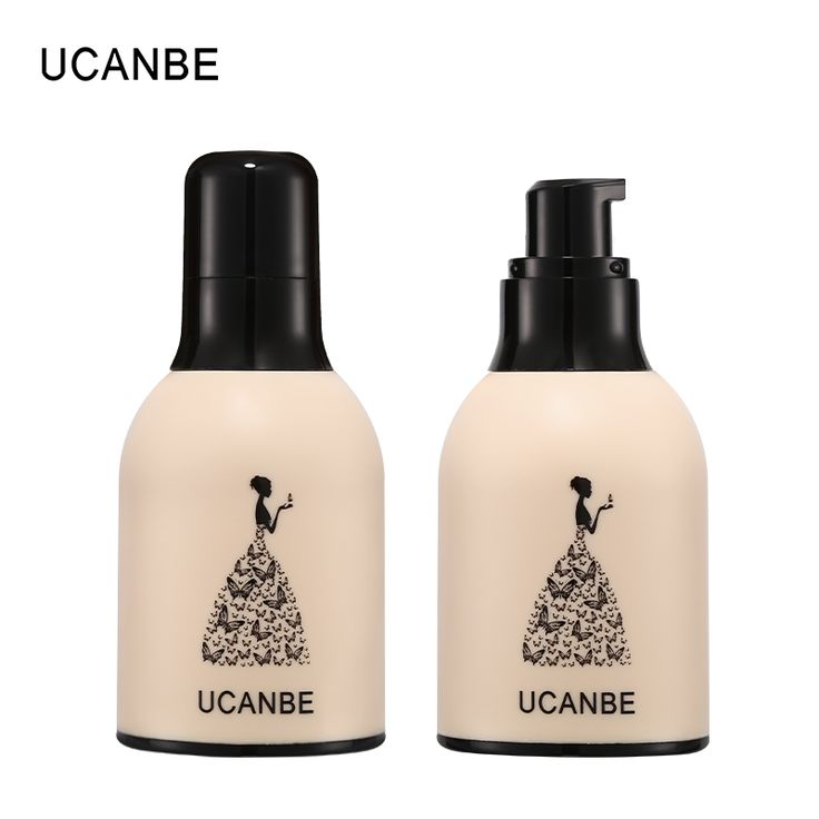 Liquid Foundation + Silicone Puff Makeup Set Concealer //Price: $8.99 & FREE Shipping //     #makeup