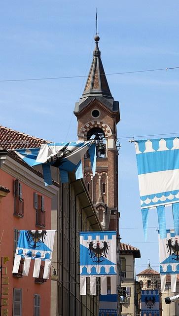 Asti, Piedmont, Italy