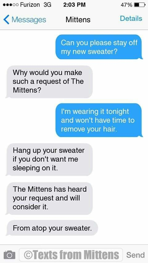 267 best Funny, Clean Texts images on Pinterest | Ha ha ... Funny Texts Clean