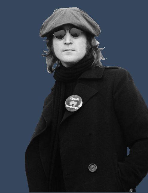 Nothing's Gonna Change My World, lennon-off: John Lennon appears on Tumblr