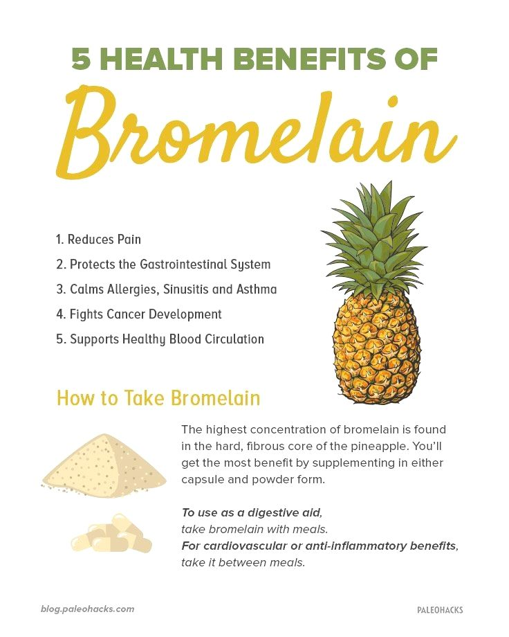 Pin By Ratna On Health Bromelain Pineapple Benefits Health Benefits