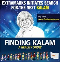 Extramarks initiates search for the next Kalam. Are you the one ? To know more, visit www.findingkalam.com