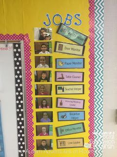 """The Autism Adventures of Room 83: """"How To Set Up A Special Education Program""""- Bulletin Boards"""