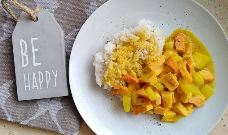 Curry zo sírovca