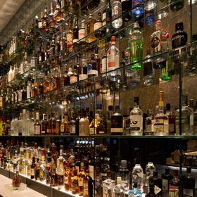 Glasgow bar boasts Scotland's 'biggest' spirits list