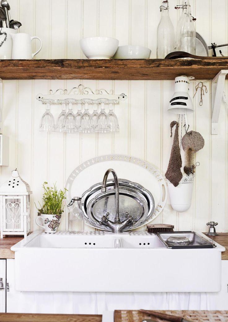 Keittiön välitila vaikuttaa koko tilan ulkonäköön, joten tee siitä kaunis. Katso…