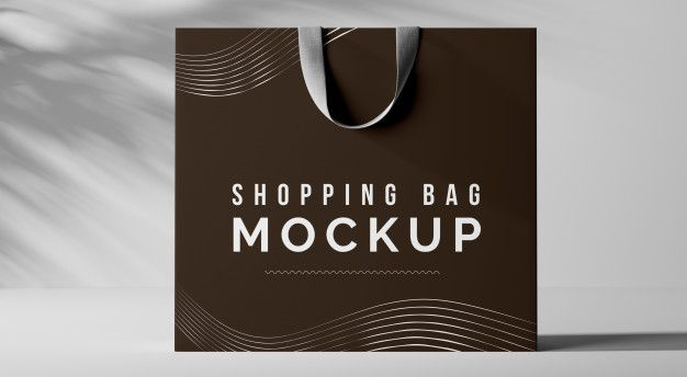 Download Shopping Bag Mockup Premium Psd Bag Mockup Mockup Graphic Resources