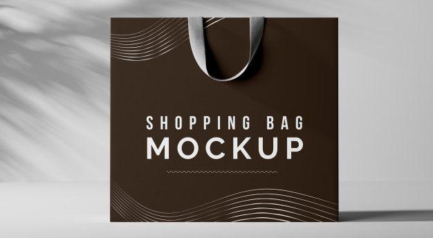 Download Shopping Bag Mockup Premium Psd Bag Mockup Mockup Graphic Resources