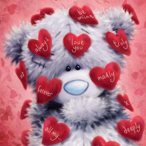 Tatty Teddy - Always love you                                                                                                                                                                                 More