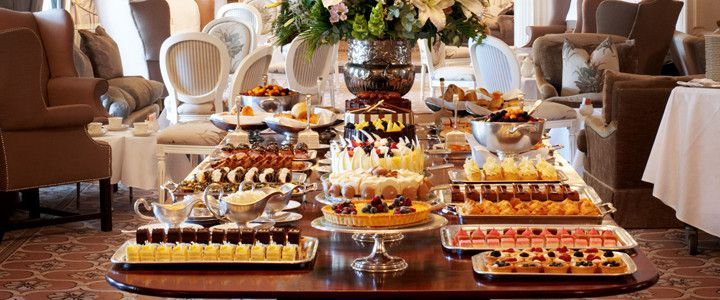Mount Nelson Hotel, Cape Town - For the afternoon tea