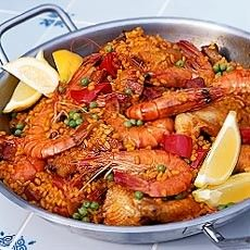 Nice one Delia...    Paella yum yum ... Enjoy    The receipe is to long for the pin so click the link.. Let me know how you get on..  Oh spanish Paella wish l was there now..    http://www.deliaonline.com/recipes/cuisine/european/spanish/paella.html