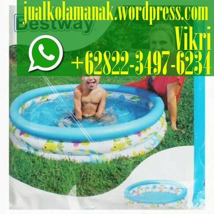 WA +62822-3497-6234, Kolam Renang Portable Bestway, Jual Kolam Renang Anak Ukuran Besar