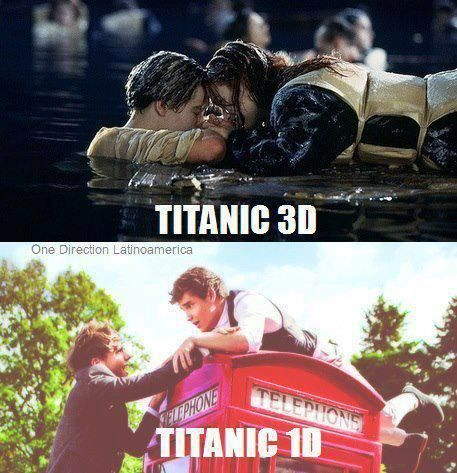 One Direction humor<3