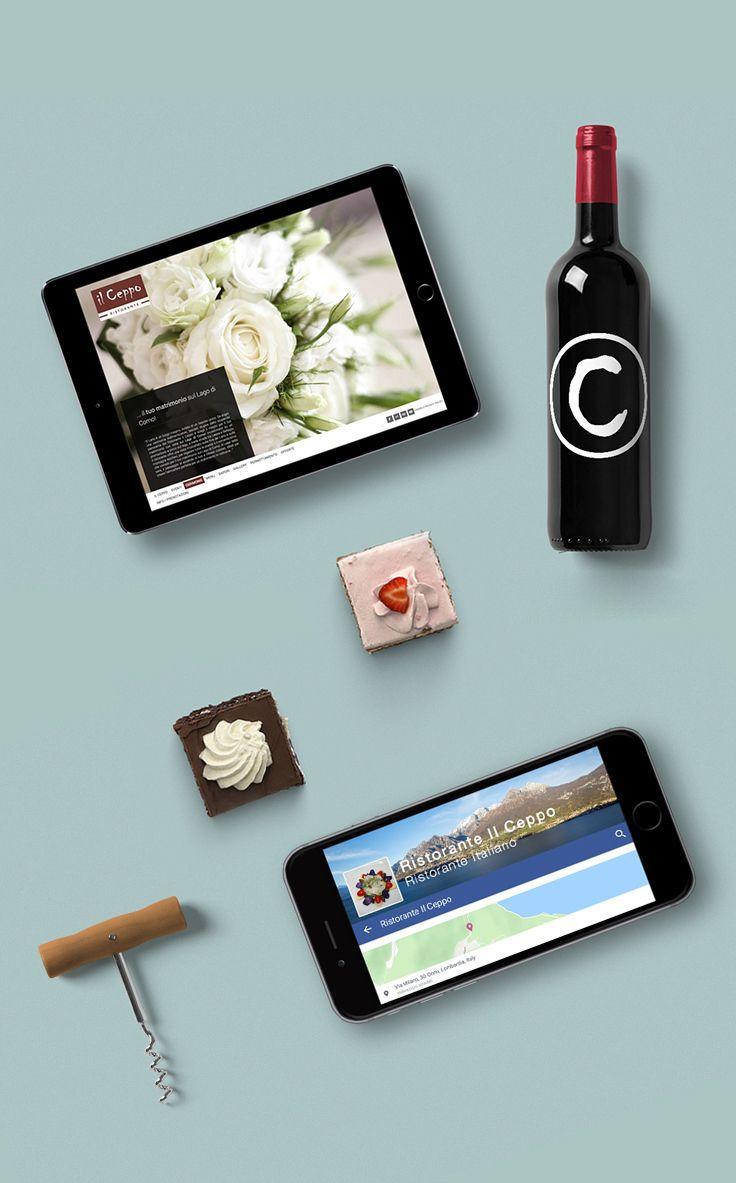 Ristorante Il Ceppo -  Per un ristorante, il sito web è strumento fondamentale per generare valore.